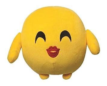 Imoji Mje11310 - Peluche de Emoticono de Beso, 18 cm