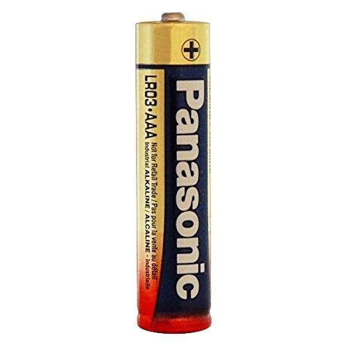 24 Pack Panasonic - AAA - Alkaline Battery - Industrial Grad