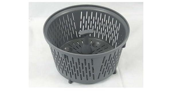 Kenwood cesta cocina vapor Robot kcook ccc200wh ccc201wh ccch200 ccch201: Amazon.es: Hogar