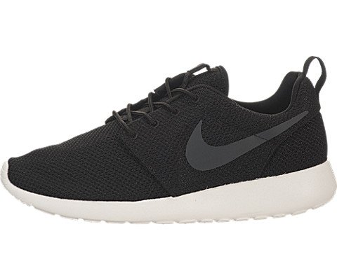 1fbab3169381 Galleon - NIKE Mens Roshe One Running Shoes Black Sail Anthracite 511881-010  Size 11.5