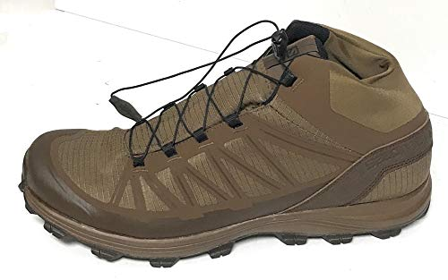 Salomon Forces Speed Assault Boots, Burro/Absolute Brown, Size 14 US, 379499