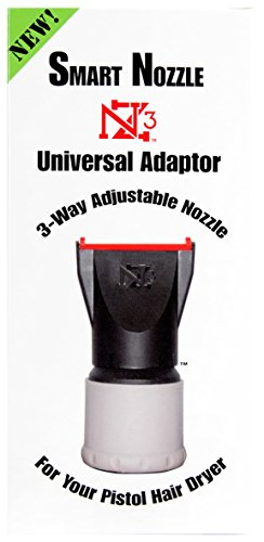 NZ3 Smart Nozzle Universal 3-way Adjustable NozzleRead for Size Fit