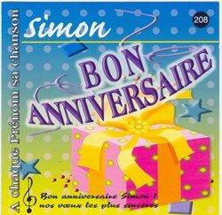Bon Anniversaire Simon Jean Louis Mercier Fred Aberson Patrick