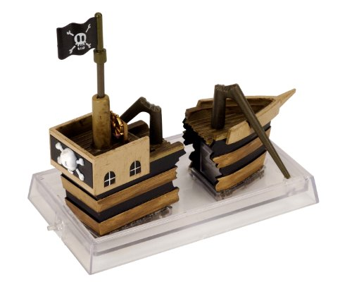 JW Pet Company ActivAir Pirate Ship Aquarium - Aquarium Activair