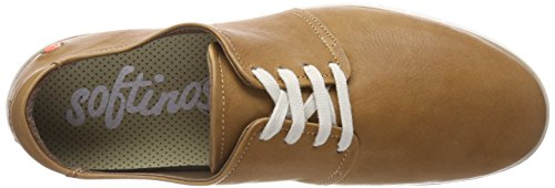 Washed Derbys Softinos Marron Homme Cap440sof 0p5qw4