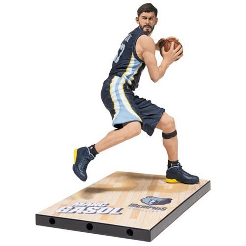 McFarlane Toys NBA Series 28 Marc Gasol Action Figure