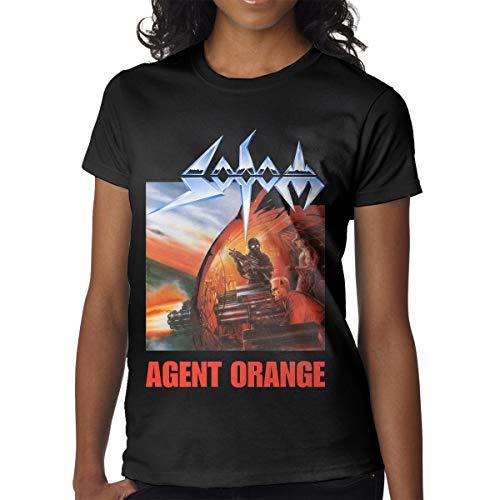 BowersJ Sodom Agent Orange Women's T Shirt Black XL -