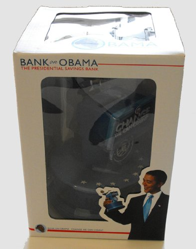 Bank On Obama - Change We Can Count - The Presidential Savings Bank by Beareo (Image #2)