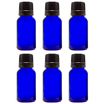11g Handmade Natural blue Aquamarine Essentials oil bottle pendant-15