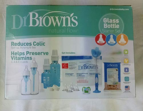 Dr. Brown's Glass Baby Bottle Gift Set