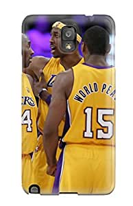 Ryan Knowlton Johnson's Shop los angeles lakers nba basketball (39) NBA Sports & Colleges colorful Note 3 cases