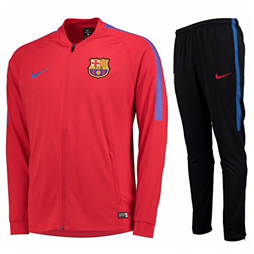 BRT Nike SS Barcelone pour University T FC Red Sqd Soar Enfants Shirt rrfAda