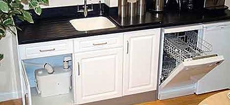 Saniflo Sanivite 1004 Kitchen/Utility Macerator for Sink and ...