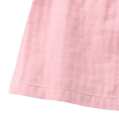 ミキハウス (MIKIHOUSE) ワンピース 42-1901-618 70cm ピンク