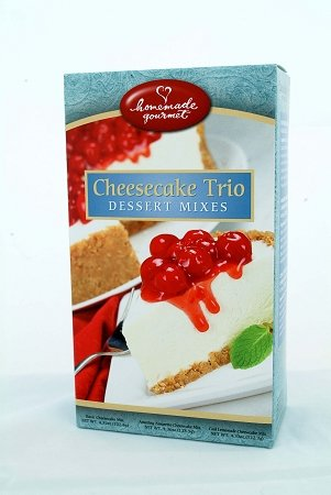 Gourmet Cheesecake - Cheesecake Trio