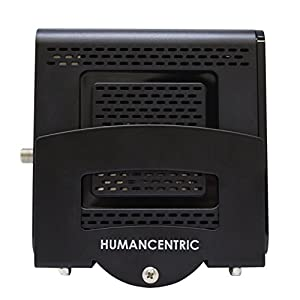 HumanCentric Adjustable Small Device Wall Mount (Wide) | Modems, Cable Boxes, DVD Players, Streaming Media Devices | Patent Pending