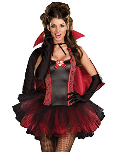 Love At First Bite Costume - X-Large - Dress Size 14-16 ()