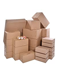 Husky North Standard Box Essential Moving Kit