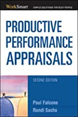 Productive Performance Appraisals (Worksmart Series) Paperback