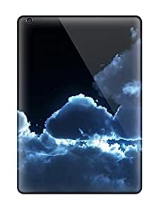 Hot AvW1384InCj Cases Covers Protector For Ipad Air- Cloudy Night Sky
