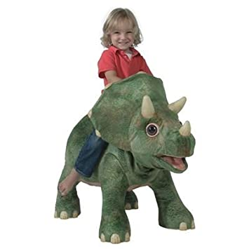 playskool kota my triceratops dinosaurdiscontinued by manufacturer