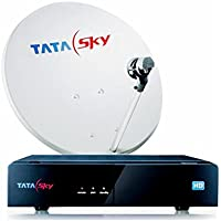 Tata Sky HD Box with 6 Months Dhamaka Super Plus Pack + HD Access