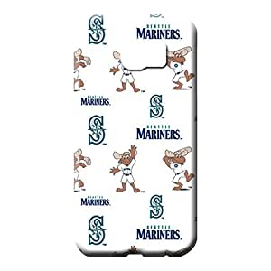 samsung galaxy s6 edge cases Eco-friendly Packaging style phone cover skin seattle mariners mlb baseball