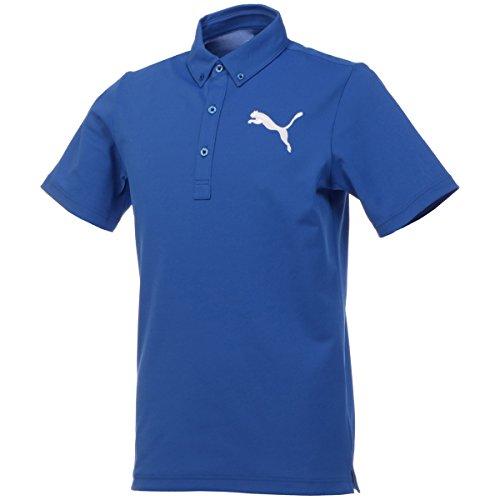 プーマ PUMA 半袖シャツ?ポロシャツ ビッグキャット半袖ポロシャツ
