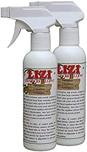 LIZI Lizard Killer and Repellent (No Smell, No Oil, No Stains, Safe!) 200mL bottle