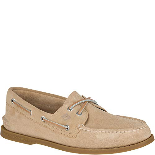 Sperry Top-Sider Sperry Authentic Original Suede Boat Shoe Men 13 Sand