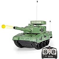 RC BB Panzer Tank, Tanque De Batalla Militar