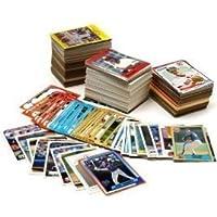 MLB Baseball Card Collector Box Más de 500 tarjetas diferentes. Gran Mix de jugadores de los últimos 25 años. Se envía en una nueva caja blanca sellada de fábrica perfecta para regalar.