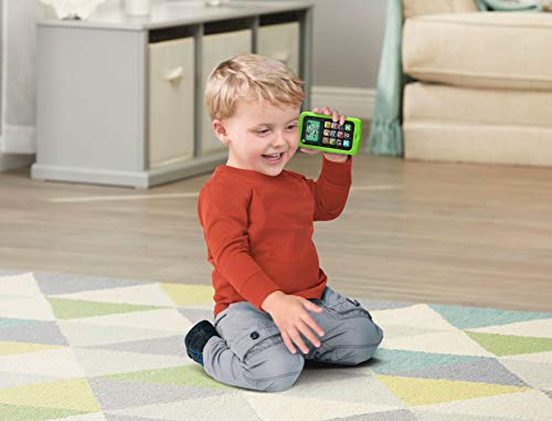 LeapFrog Chat and Count Smart Phone, Scout, Assorted Colors by LeapFrog (Image #3)
