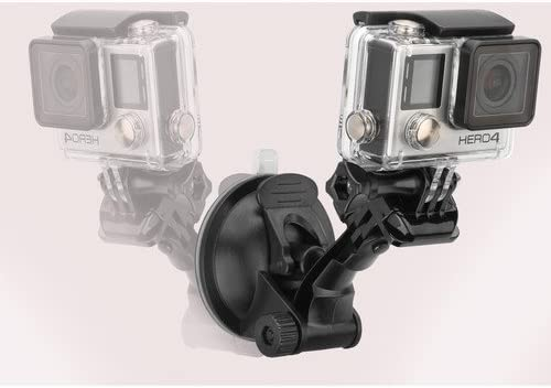 6 Pack Revo 360/° Clip with Quick Mount for GoPro