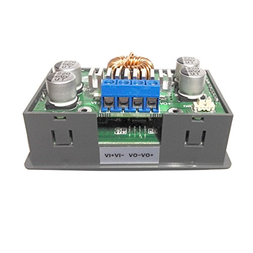 5A DC Adjustable Constant Voltage Current Power Supply Module Color Version - Arduino Compatible SCM & DIY Kits by Davitu Module Board (Image #3)