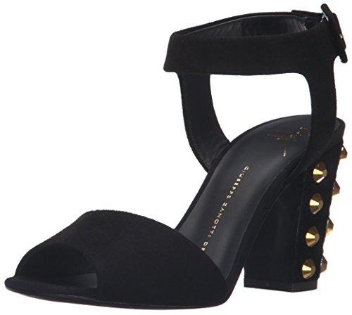 latest online perfect cheap price Giuseppe Zanotti Women's Dress Sandal Black buy cheap latest collections LNOTwQgT