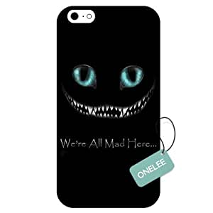 Onelee - Alice in Wonderland iPhone 6 Case & Cover - iPhone 6 Case - Black 4 by runtopwell
