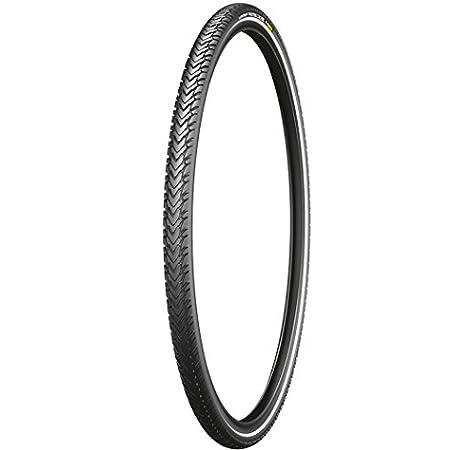 Cubierta Michelin, 700 x 35c, flanco Reflectante, Negro, 700 x 35 ...