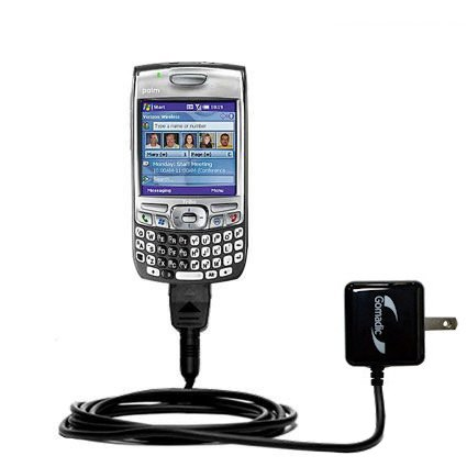 Treo 750v Accessories - Gomadic High Output Home Wall AC Charger Designed The Palm Palm Treo 750v Power Sleep TipExchange