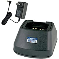 Rapid Desktop Charger for HYT Hytera TC-508 TC-580 TC-518 Radio