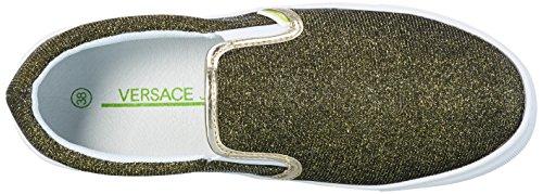 Versace Jeans (VES6U) EE0VNBSC1, Mocasines Para Mujer 899+901-Em27