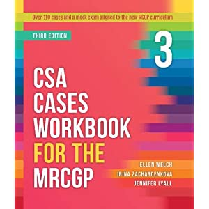 CSA Cases Workbook for the MRCGP, third edition Loose Leaf – 29 April 2019