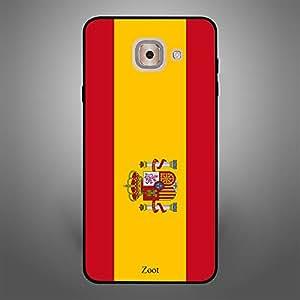 Samsung Galaxy J7 Max Spain Flag