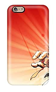 4872367K51906955 Premium Protection Street Fighter Case Cover For Iphone 6- Retail Packaging