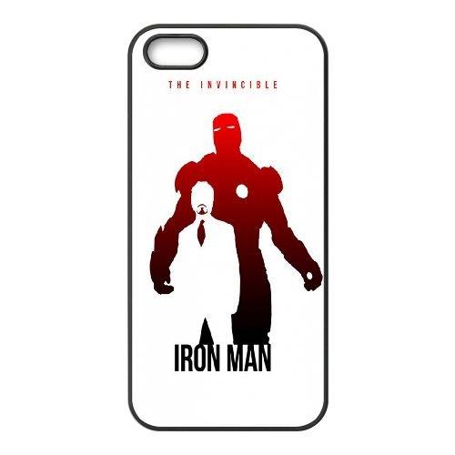 901 The Avengers L1 coque iPhone 5 5S cellulaire cas coque de téléphone cas téléphone cellulaire noir couvercle EOKXLLNCD21201