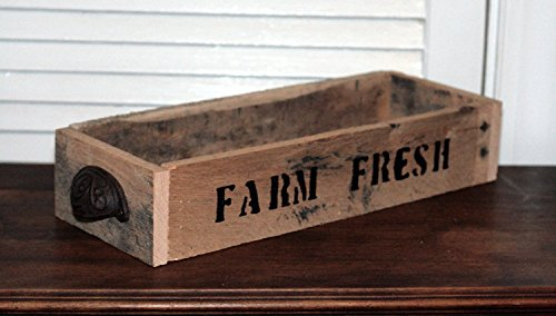 Rustic Reclaimed Wood Box