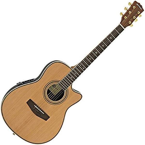 Guitarra Electroacustica Roundback de Gear4music: Amazon.es ...