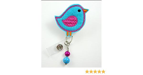 Details about  /Badge Reel Retractable Badge Holder Inspirational Dandelion Badge Believe Cute