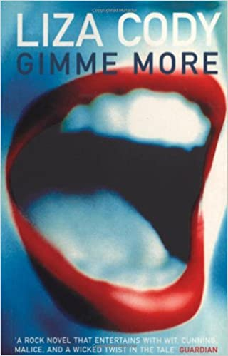 Book Gimme More (Bloomsburys)