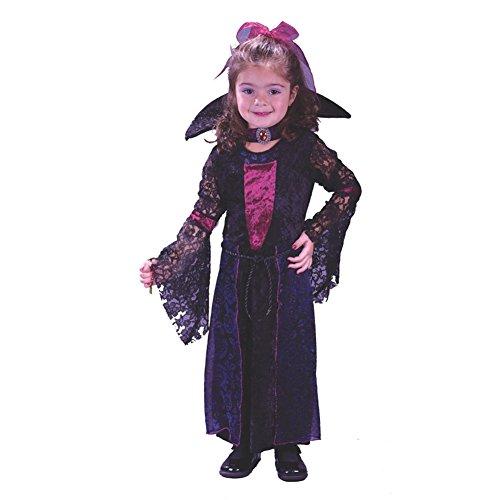 Vamptessa Costume Toddler Girl - Toddler 3-4 -